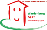WardenburgApp+ logo